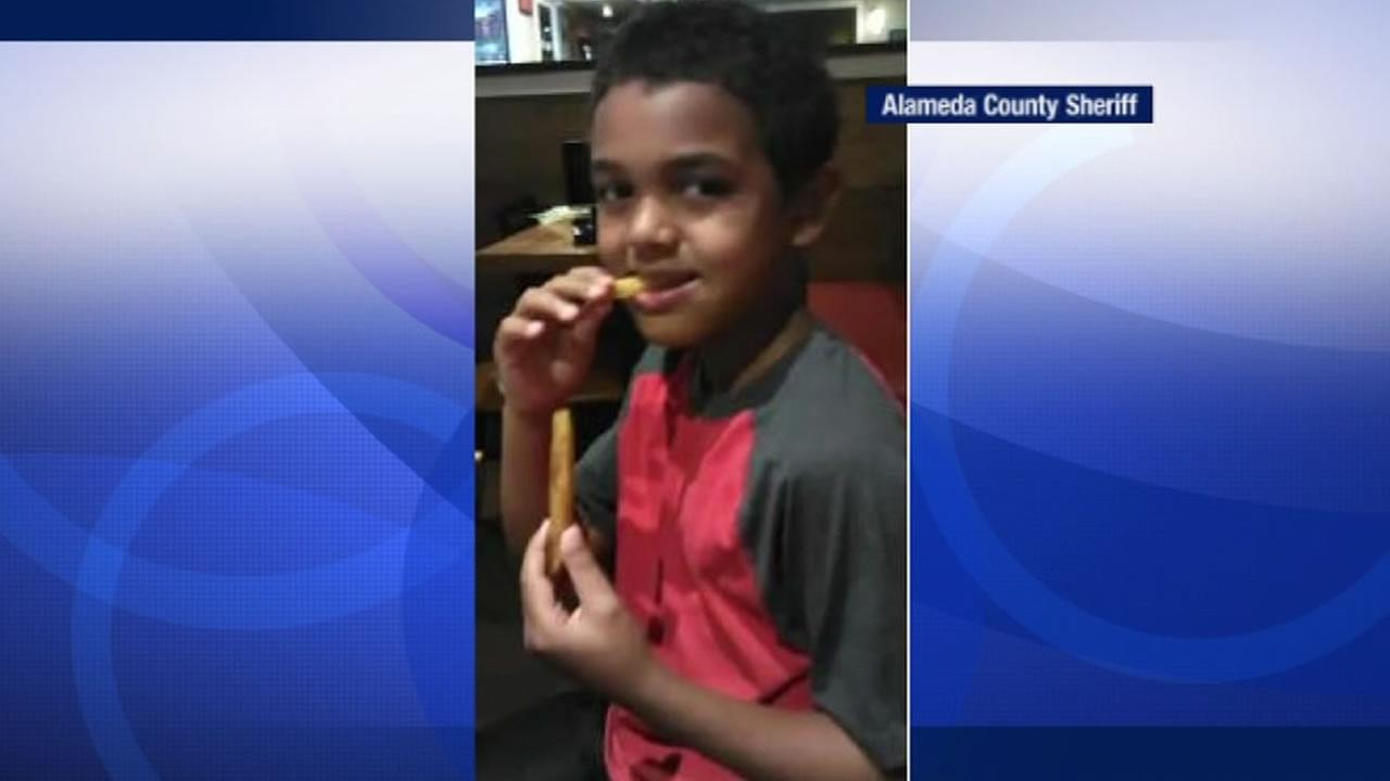 Alameda County Sheriffs deputies are trying to find a seven-year-old-boy, named Markeidon Jules, who went missing from Dublin, Calif., on Saturday, Aug. 13, 2016.