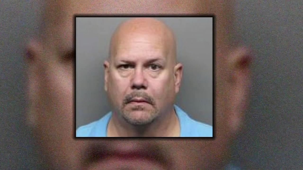 This image shows 55-year-old Ward Caldwell of Alamo, Calif. who was arrested and accused of grand theft by fraud and elder abuse on augist 17, 2016.