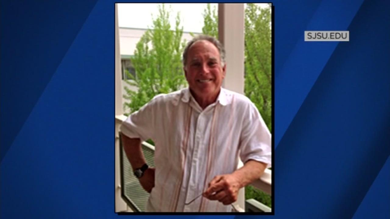 San Jose State University Professor Lewis Aptekar