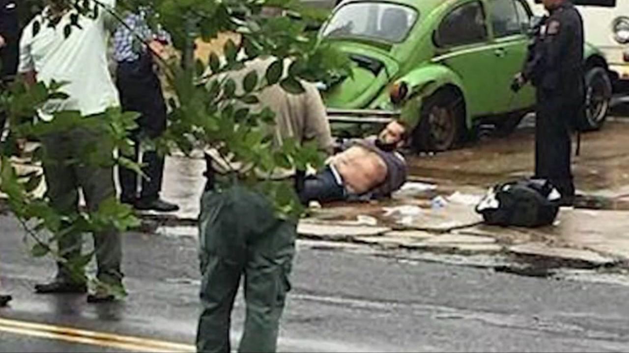 The prime suspect in a series of bombings in New York and New Jersey, 28-year-old Ahmad Khan Rahami, was arrested in Linden, New Jersey on Monday, September 16, 2016.