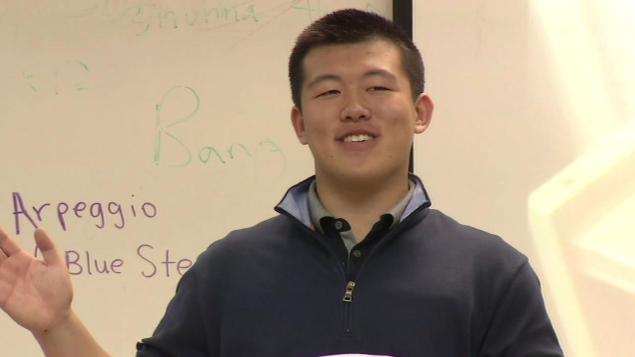 Recent Saratoga High School graduate Jason Li is a young entrepreneur who uses every experience as an opportunity for success.