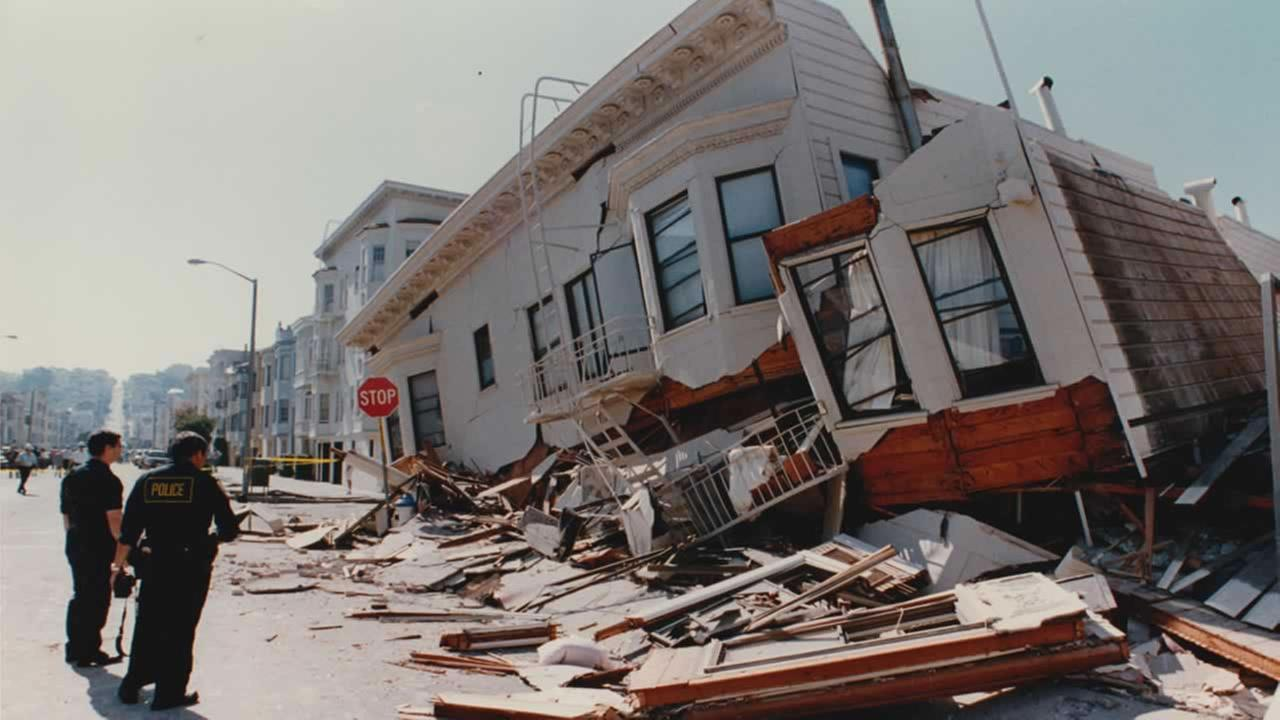 On October 17, 1989, a 6.9 magnitude earthquake ripped through the Bay Area.
