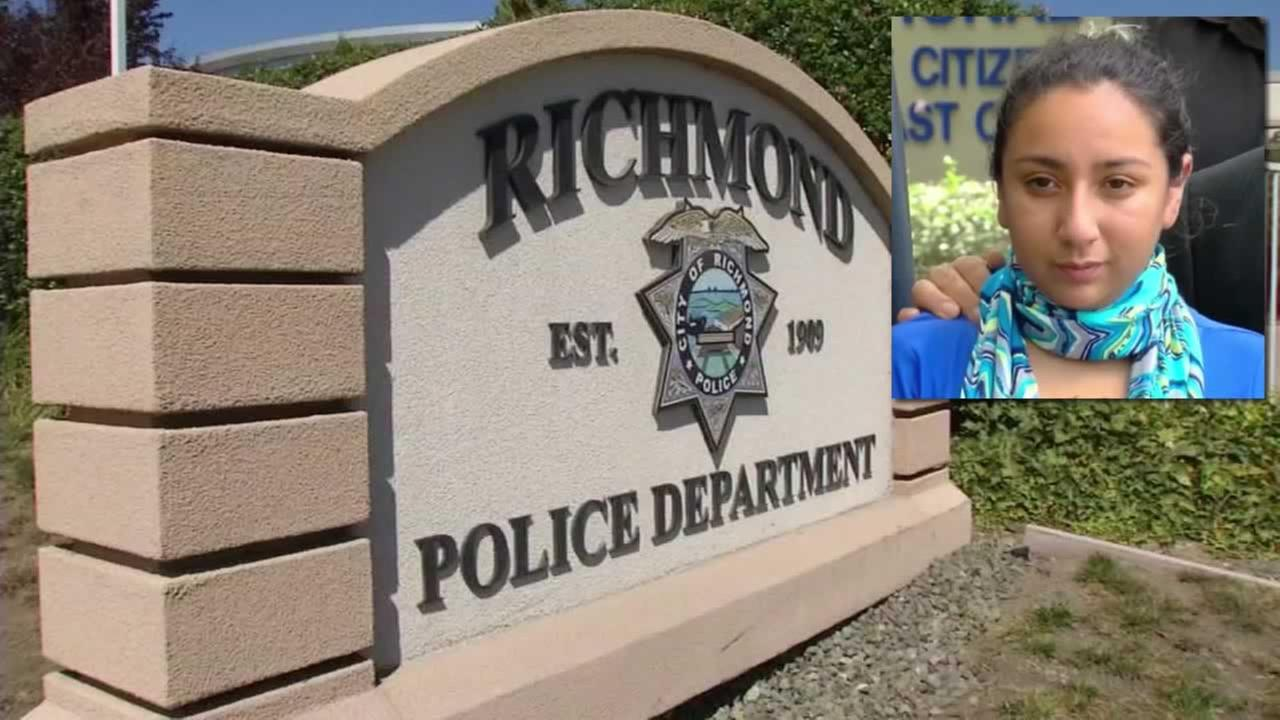 The attorney for 19-year-old Jasmine Abuselin is applauding the decision by the city of Richmond to fire four police officers.