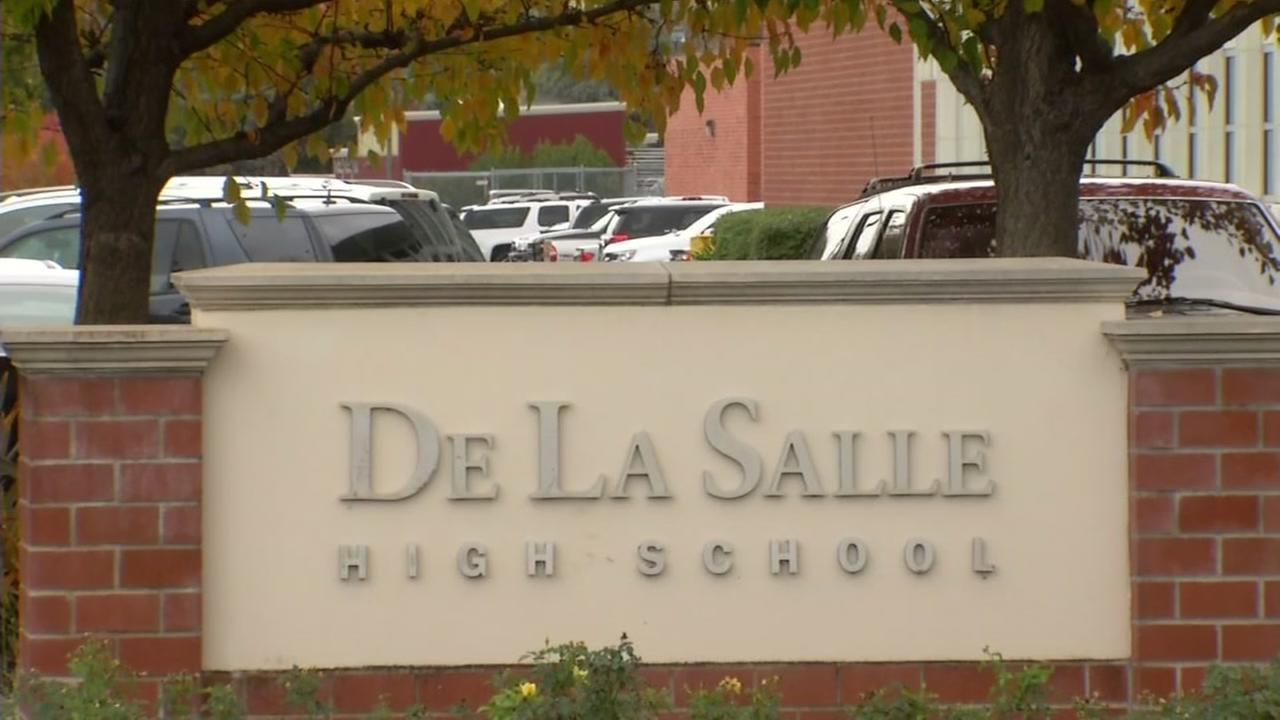 FILE -- De La Salle High School in Concord, California.