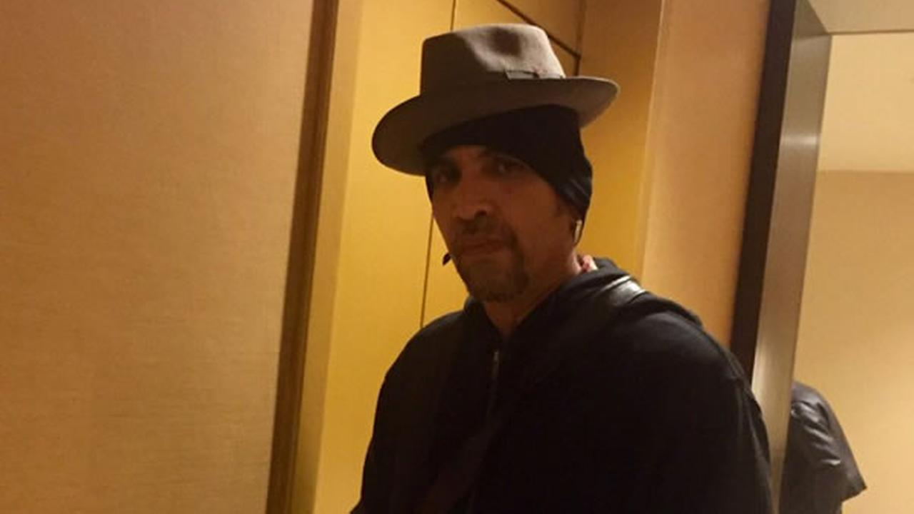 Derick Ion Almena is pictured at the Marriott City Center in Oakland, Calif. on Sunday, Dec. 4, 2016.
