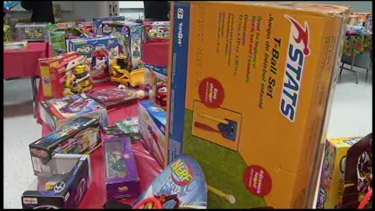 The Childrens Fund in San Mateo County is in desperate need of toys for 9 to 12-year-olds.
