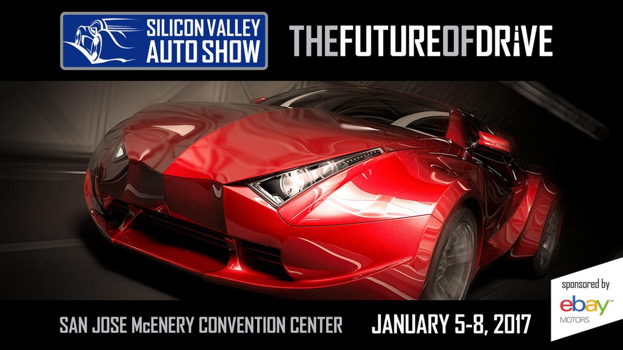 Enter for chance to win tickets to 2017 Silicon Valley Auto Show
