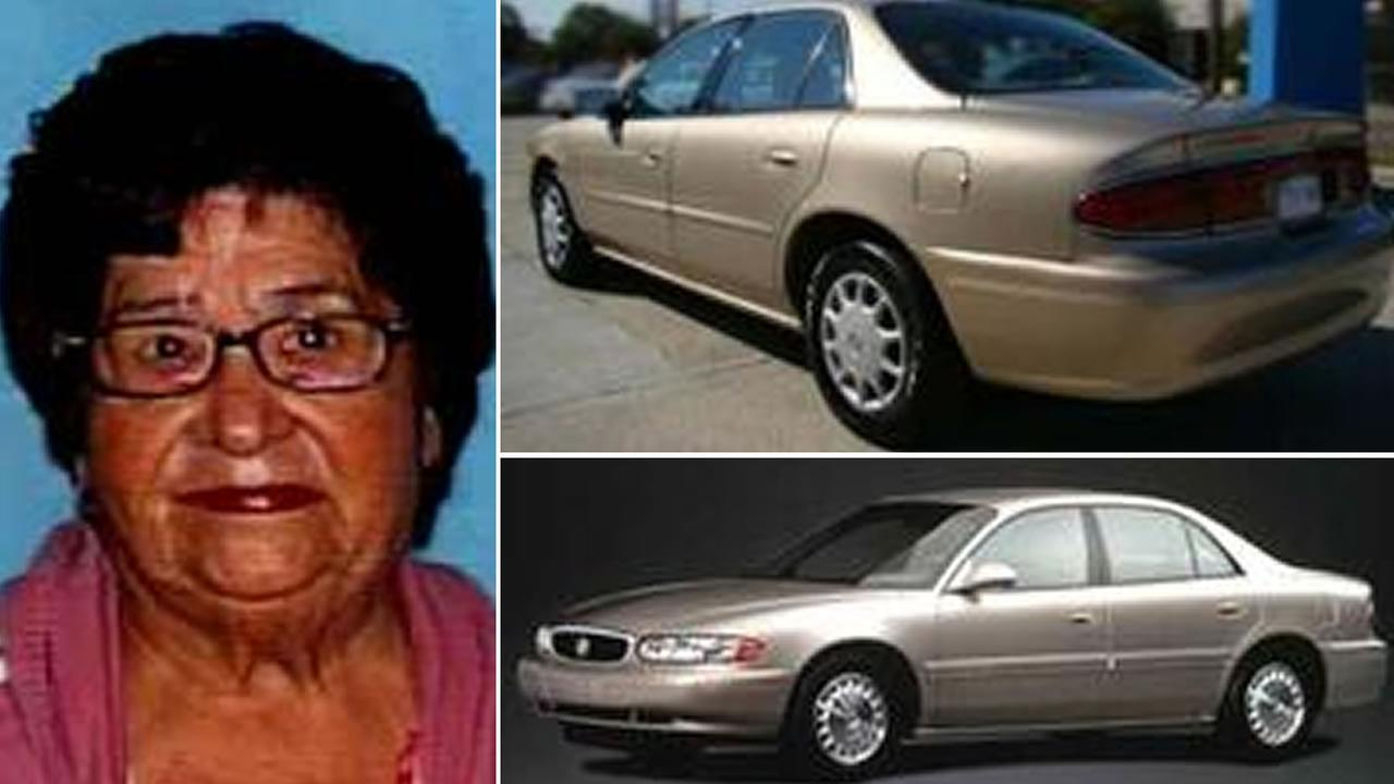 Bay Area law enforcement are asking the public for help in finding 84-year-old Esther Velazquez.