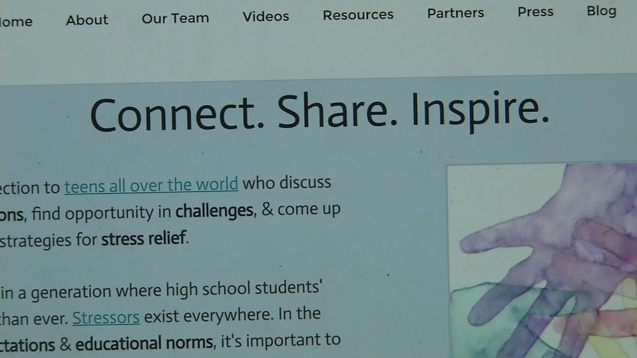 This is an undated screenshot of the TeenzTalk.org website.