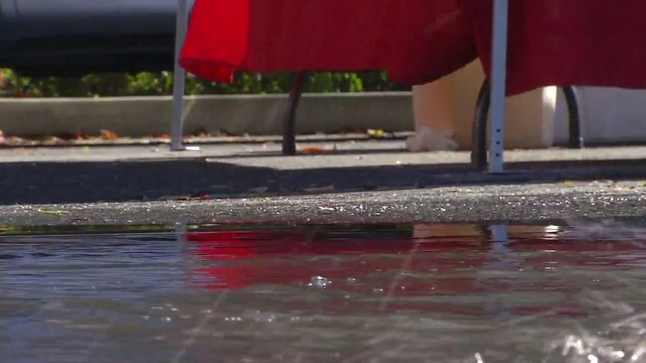 Heavy rain could bring floods to the North Bay over the weekend
