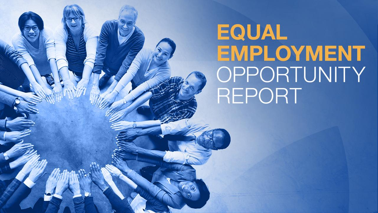Equal Employment Opportunity Report