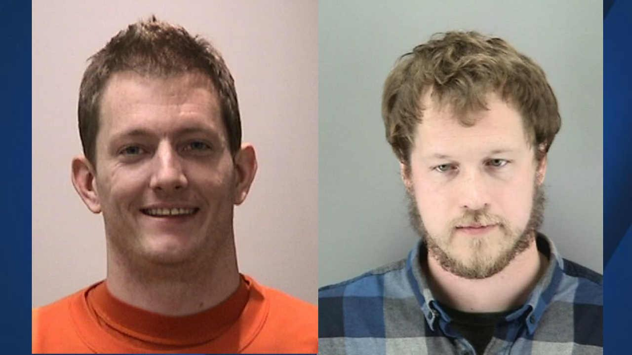 Brendan Weinstein and Joshua Glovac are seen in this undated image.
