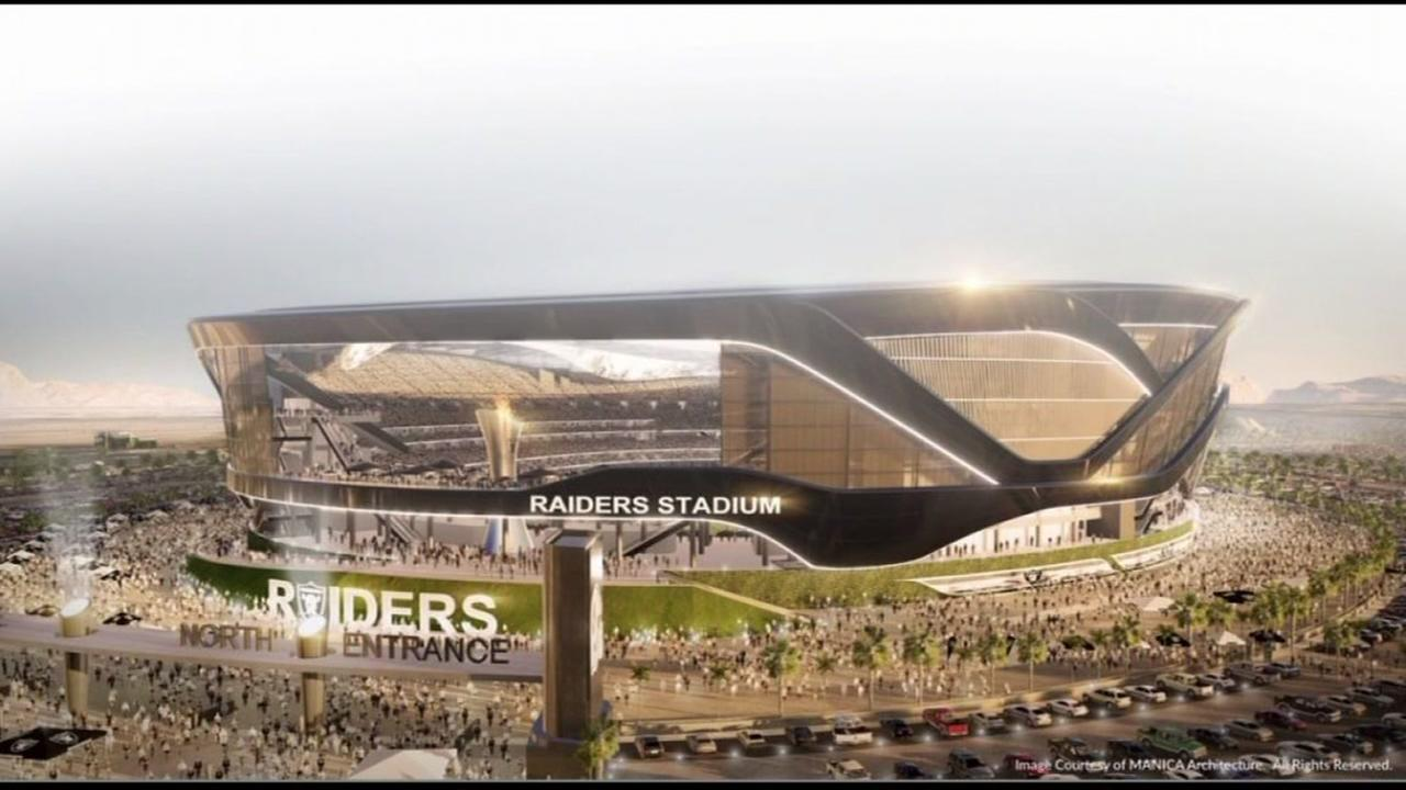 Raiders stadium deal with Bank of America could be complete Thursday