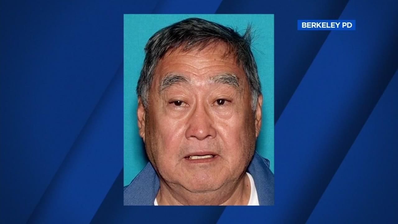 Koichi Kawakami, 82, was last seen at about 2:30 p.m. on Sunday in the 1900 block of Ward Street according to police.