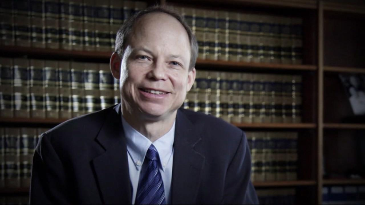 This is an undated image of Judge Aaron Persky, who presided over the controversial Brock Turner trial.