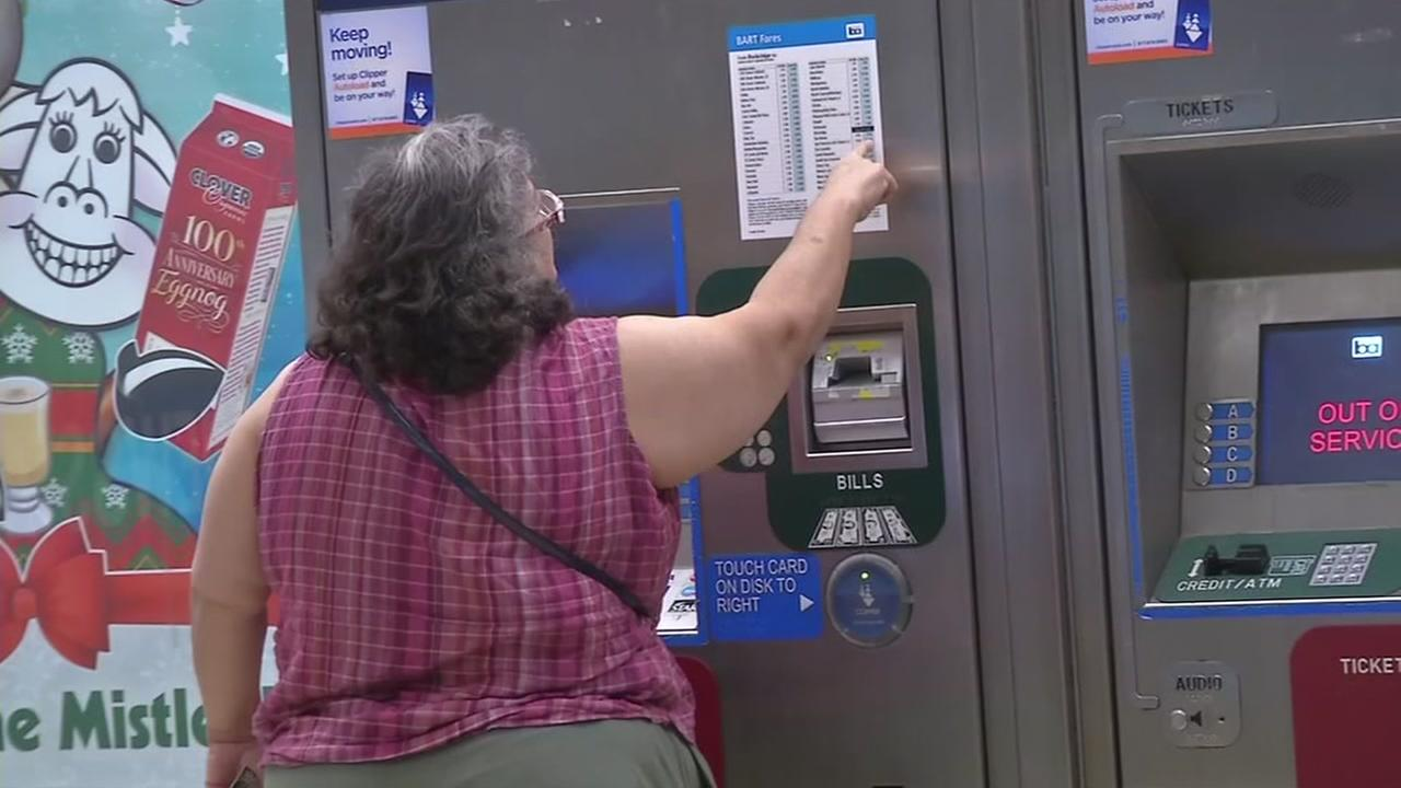 BART board considers surcharge on paper tickets to close deficit