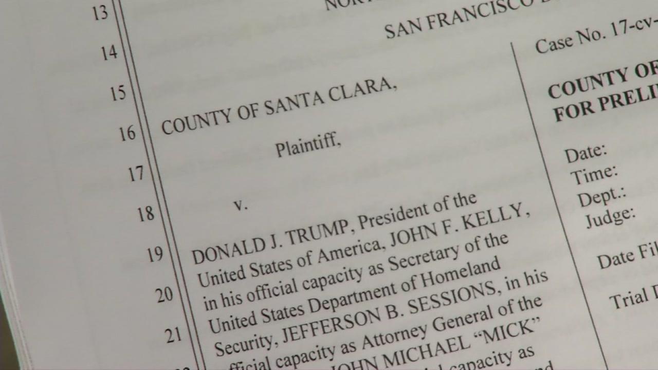 Santa Clara County leaders discuss sanctuary city challenges