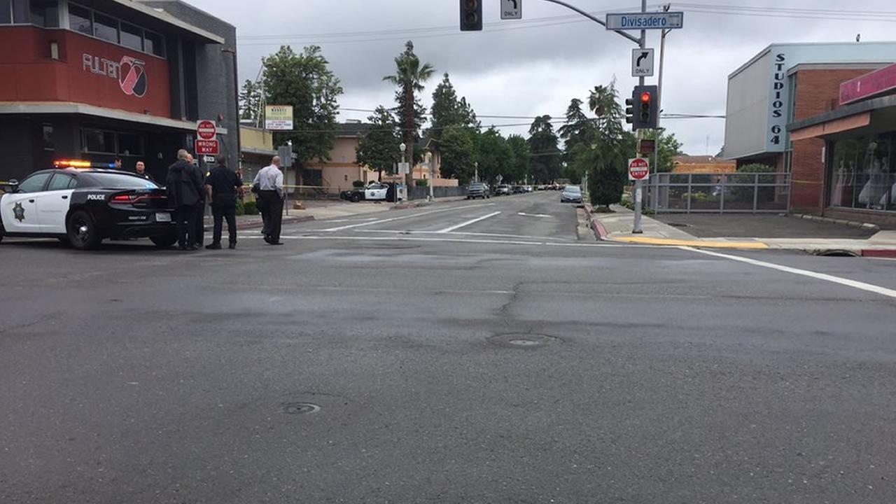 Suspect accused of fatally shooting 3 men in Fresno in custody