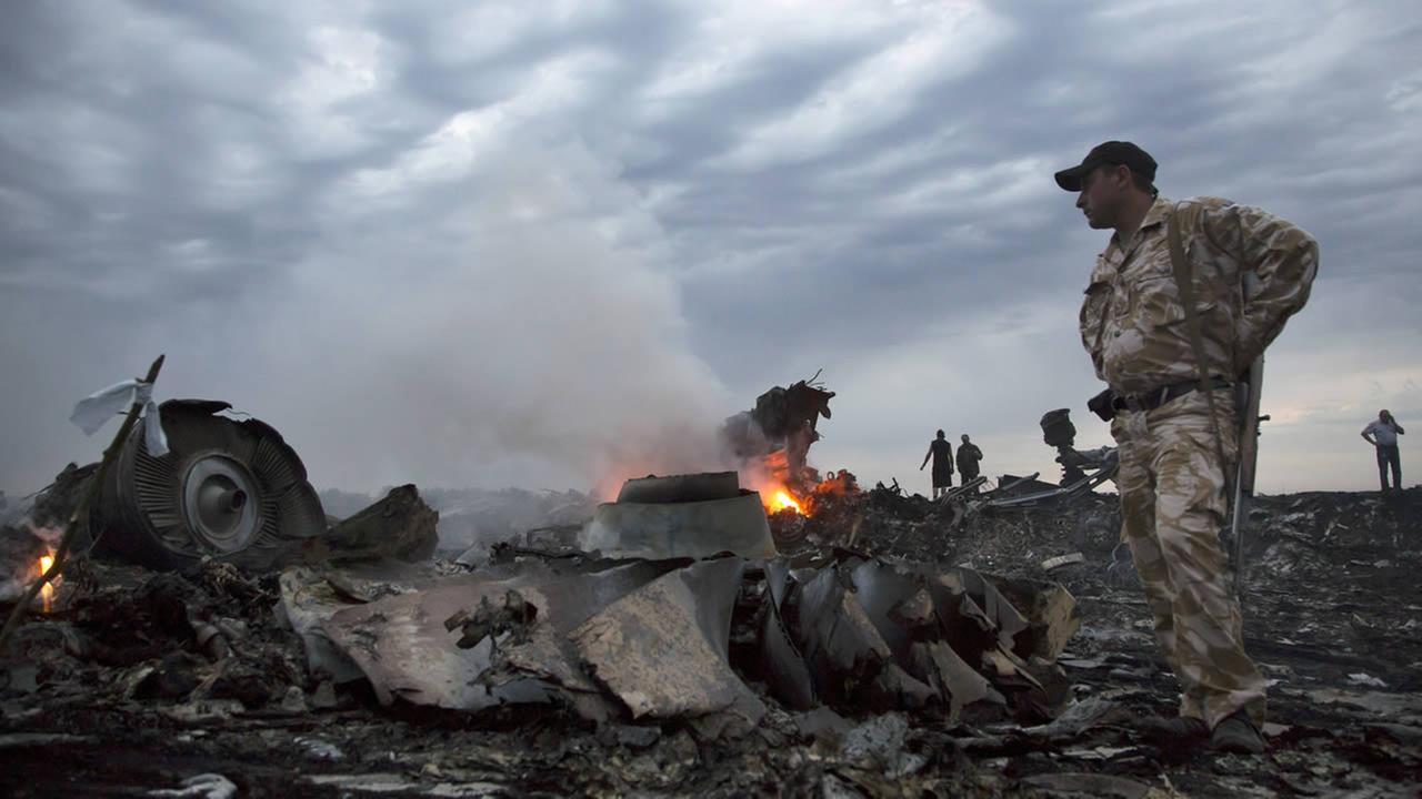 Malaysia Airline crash
