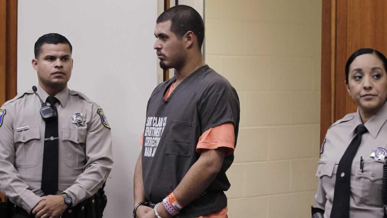 This May 31, 2012 file photo shows Antolin Garcia-Torres as he appears in a Santa Clara County courtroom in San Jose, Calif.
