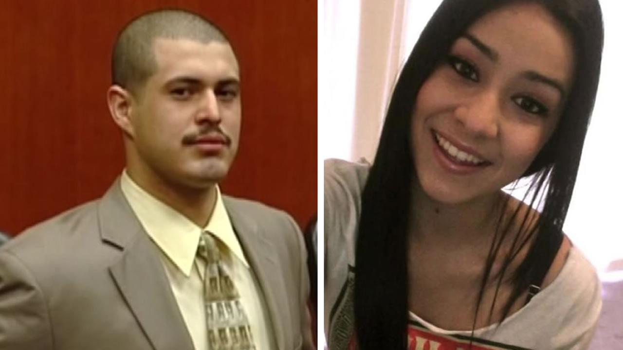 Sierra LaMar and Antolin Garcia-Torres are seen in this image.