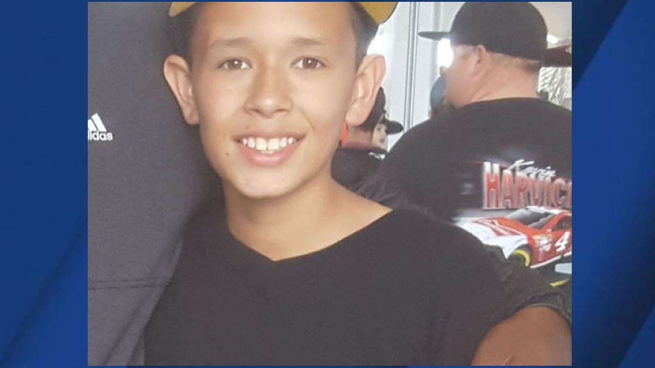 San Leadro police searching for missing 11-year-old boy