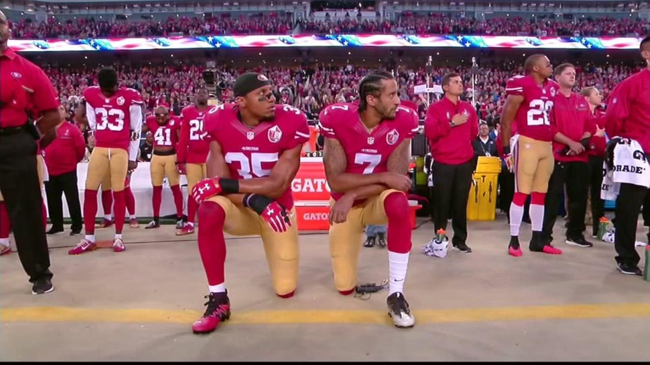 Colin Kaepernick jersey worn while protesting heads to Smithsonians National Museum of African American History and Culture