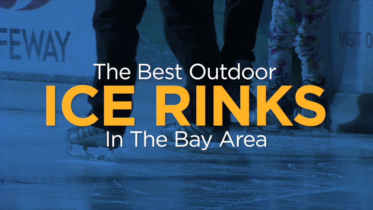 These are the best spots to enjoy some holiday ice skating in the Bay Area.