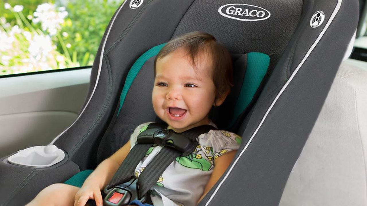 Graco Childrens Products is recalling more than 25,000 car seats because the harness webbing can break.