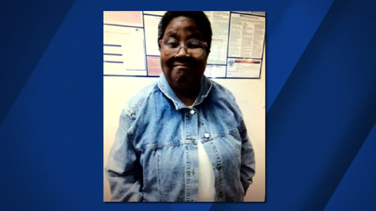 San Leandro police are searching for 64-year-old Audrey Miles.