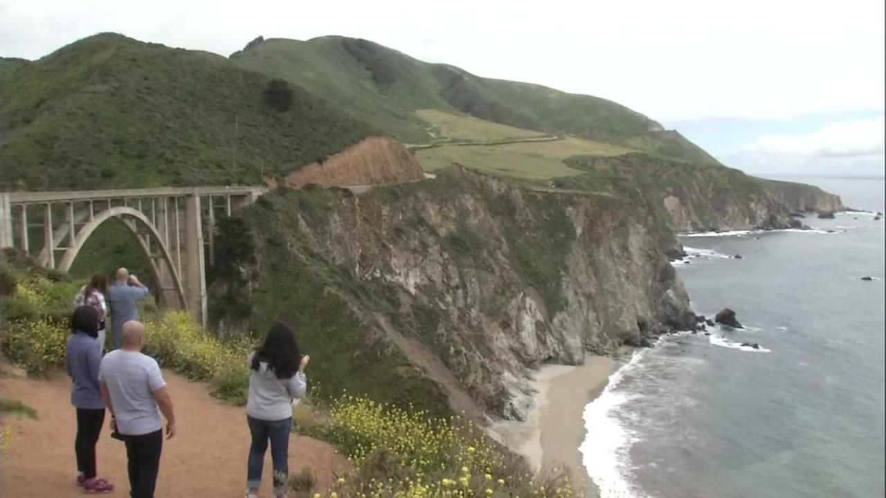 Big Sur Businesses Remain Open Despite Devastating Landslide Abcnews Com