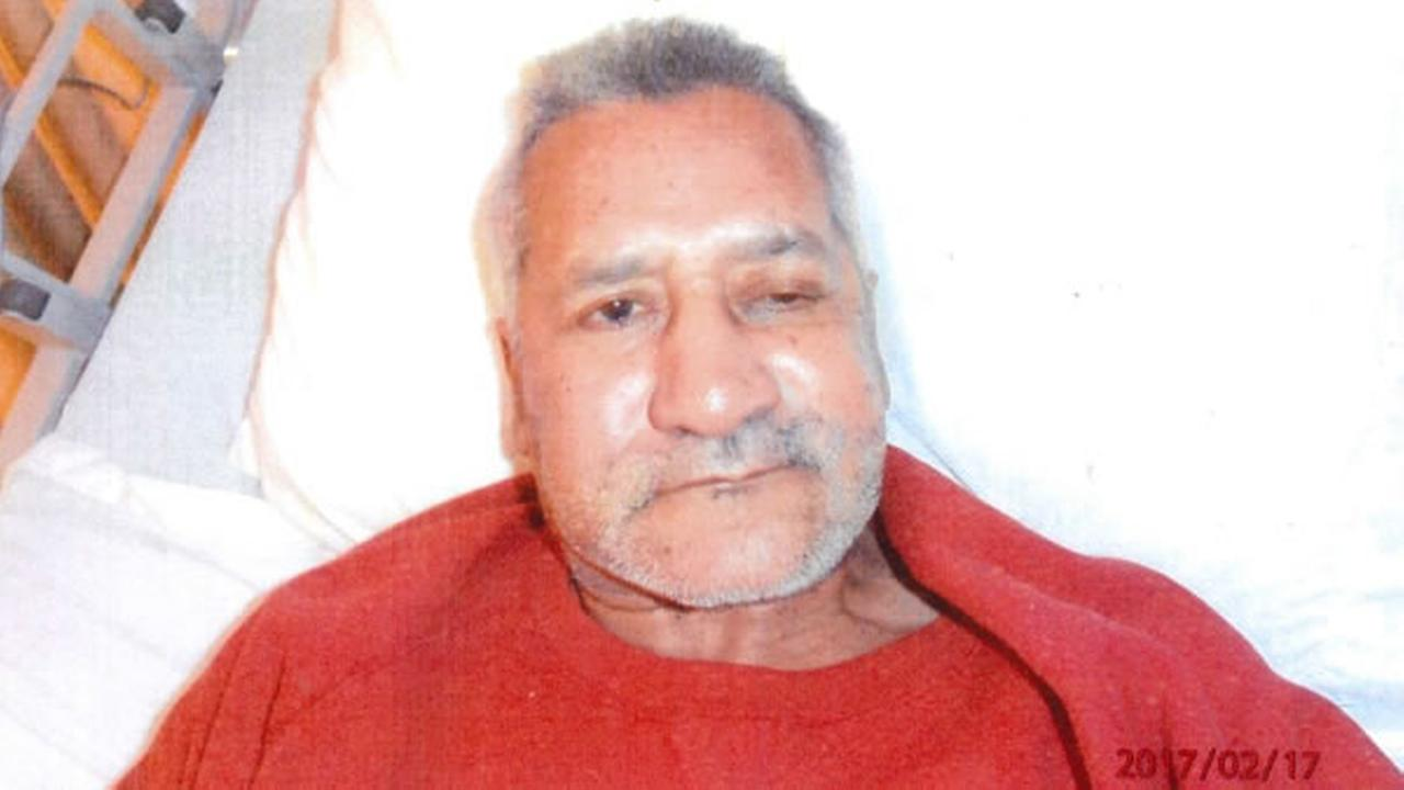 Police are searching for missing 66-year-old Daniel Rodriguez, last seen at his care facility in Burlingame, Calif. on Tuesday, June 13, 2017.