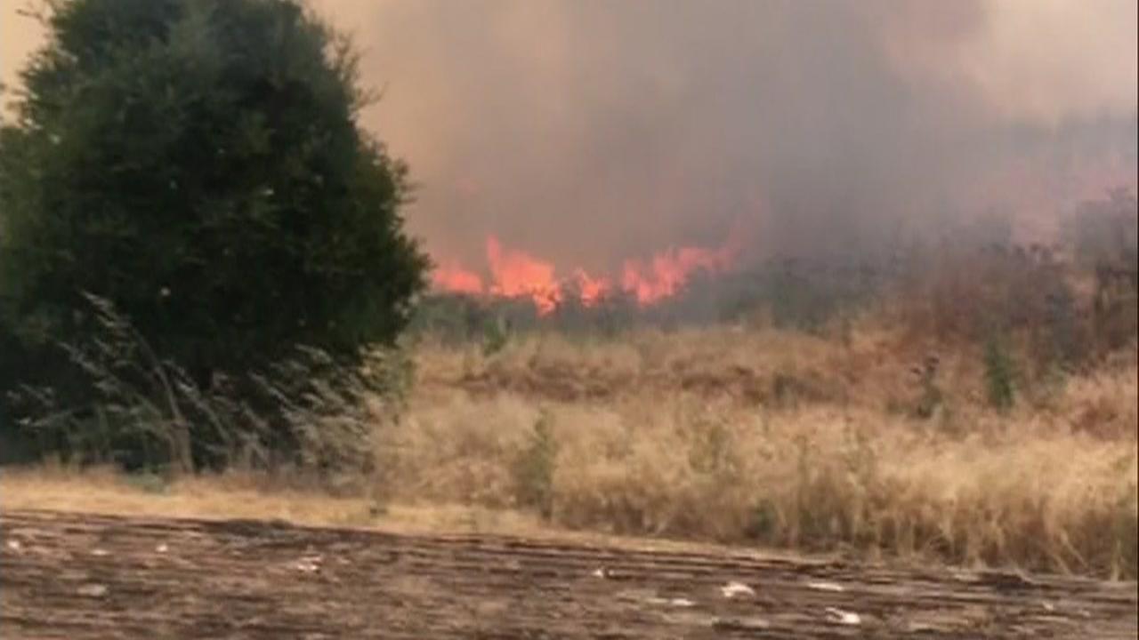 Home burn permits suspended in Napa, San Mateo, Santa Cruz, Solano, Sonoma and Marin counties due to fire danger