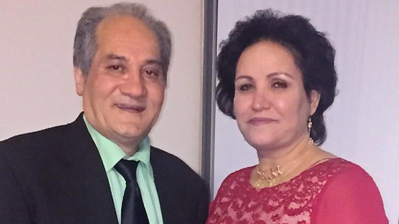 Mohammad Jawad Ataie and his wife Sarah are seen in this undated image. Mohammad was shot and killed during a robbery in Antioch, Calif. on Monday, July 3, 2017.
