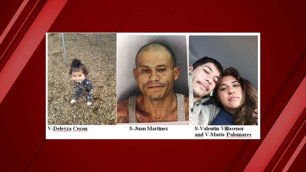Mother and child taken from Porterville near Fresno found safe