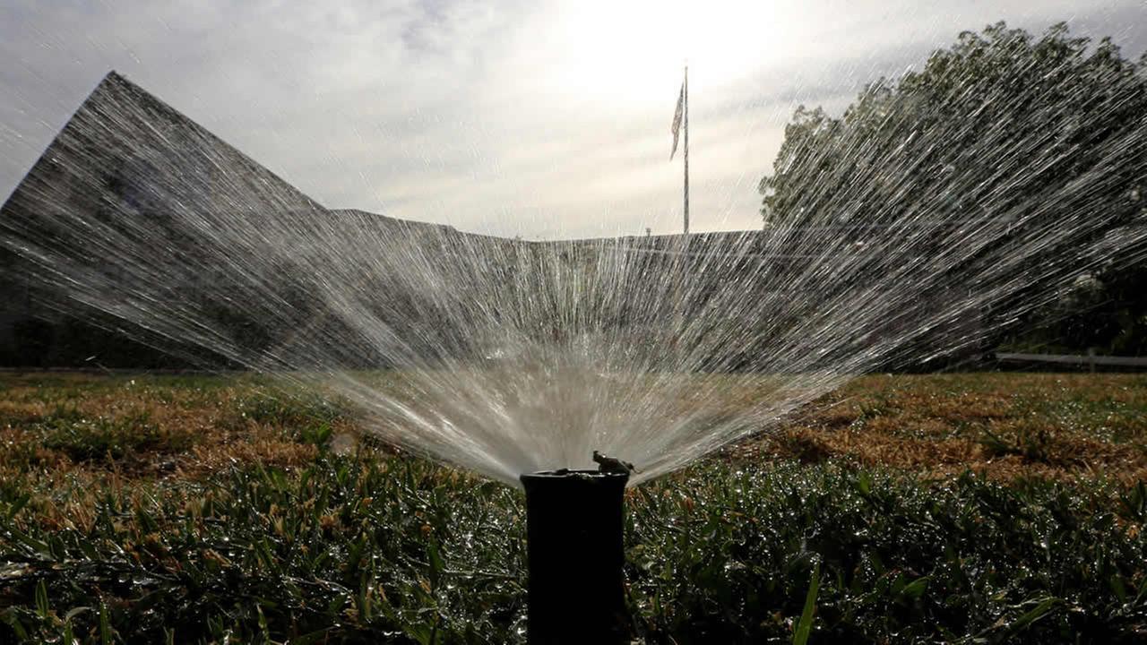 drought water california