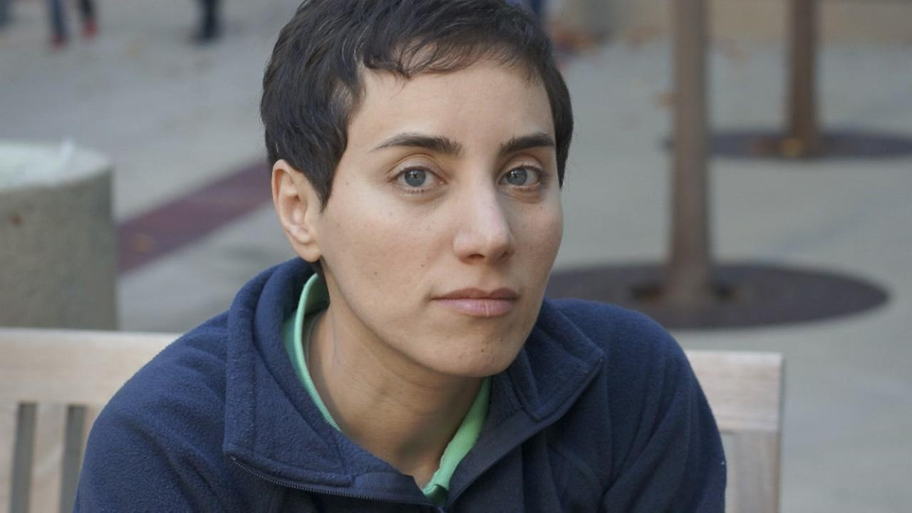 Stanford math professor Maryam Mirzakhani is seen in this undated image.
