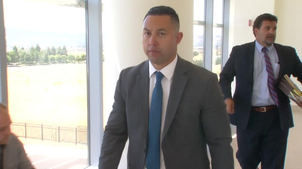 Sexual misconduct trial against Contra Costa County Sherriffs Deputy begins