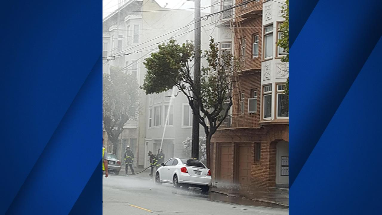 5,000 PG&E customers without power in San Francisco