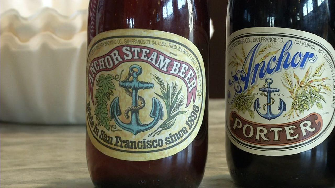 FILE -- Anchor Steam beer