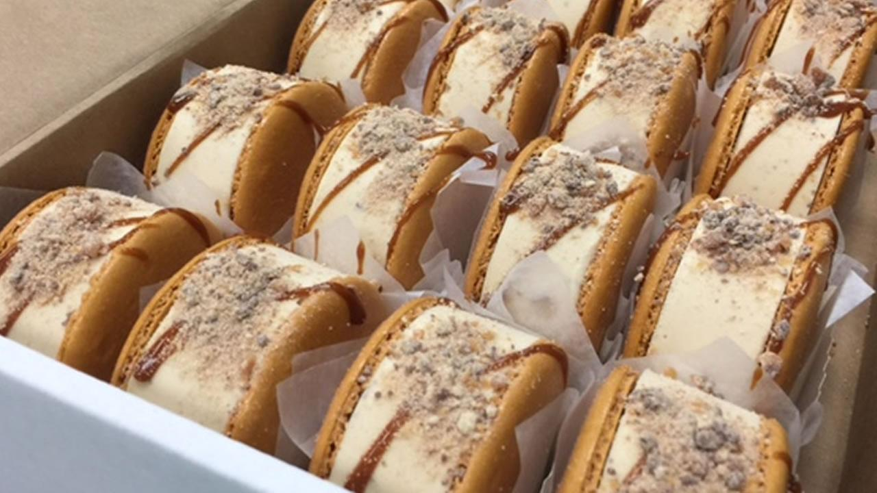 Two sisters launch niche ice cream sandwich company