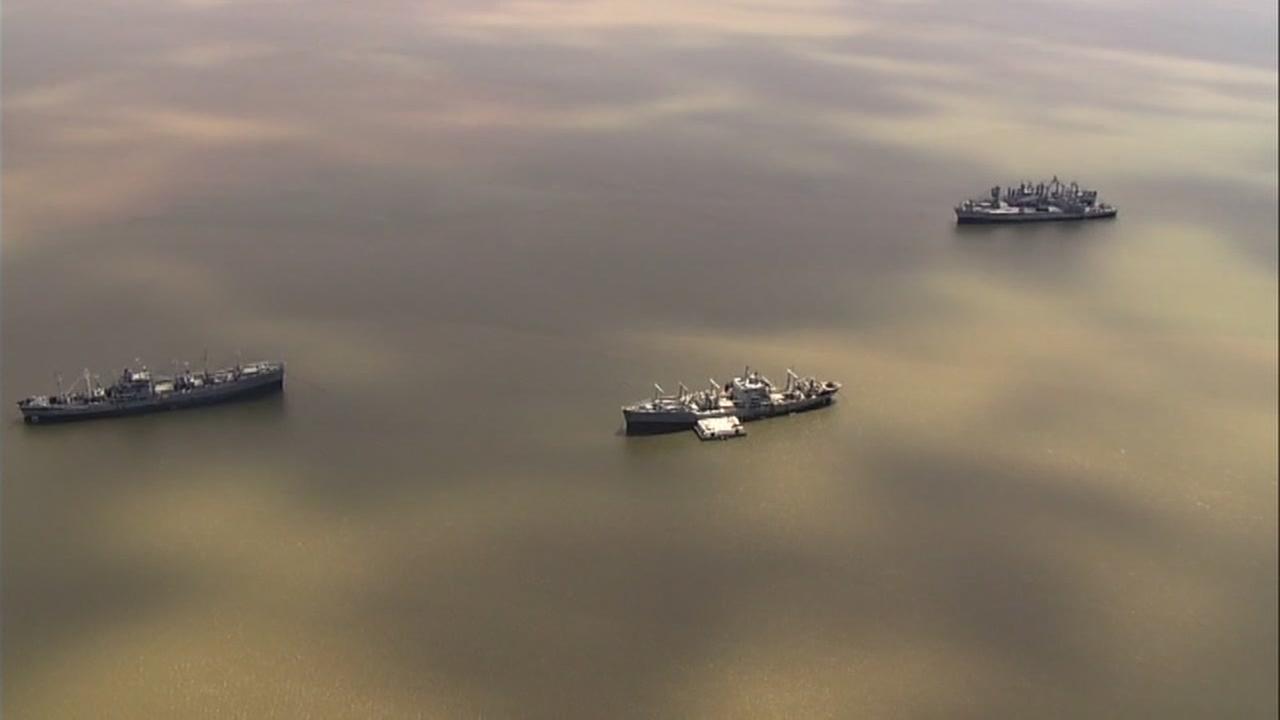 Suisun boat ramp
