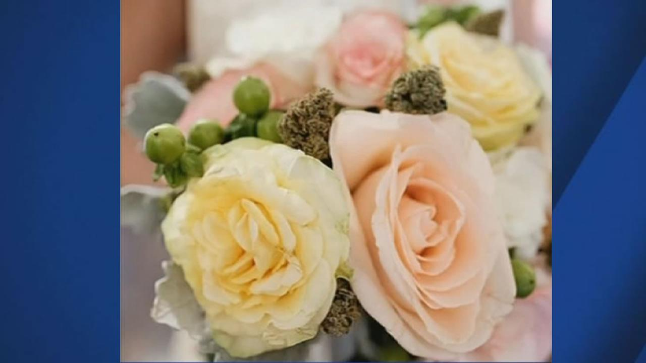 Weed-themed weddings becoming latest trend in legal states
