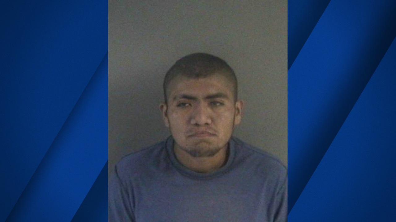 Alfredo Bautista is seen in this undated mugshot.