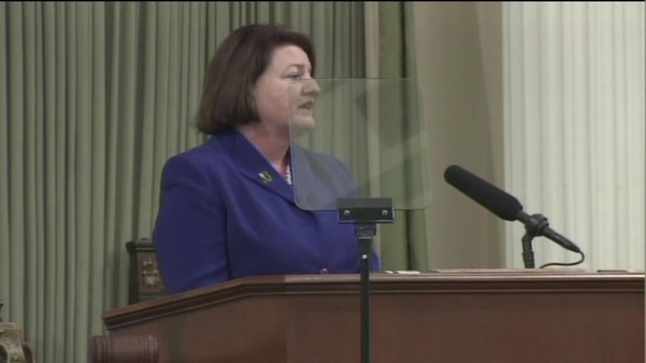 For a few hours on Wednesday, California had its first openly gay governor.
