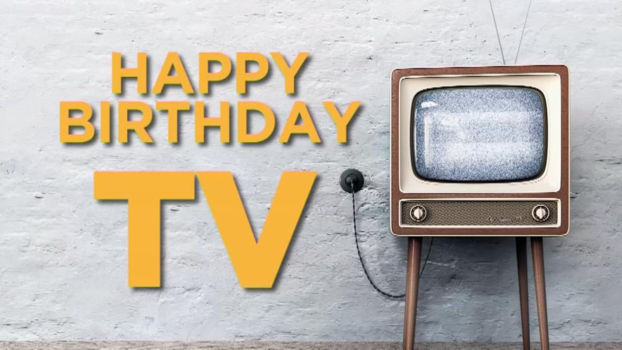 The television is celebrating its 90th birthday on Thursday, Sept. 7, 2017.