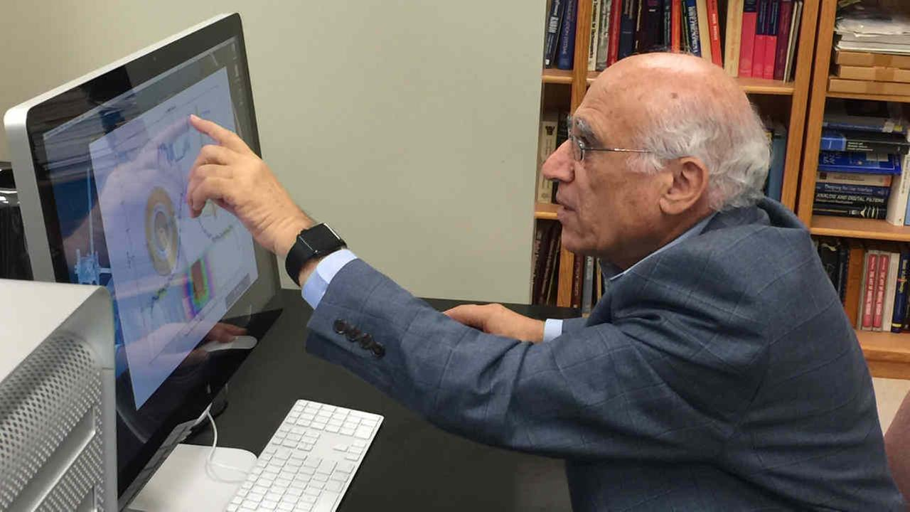 San Jose State Engineering professor Essam Marouf is seen in this undated image.