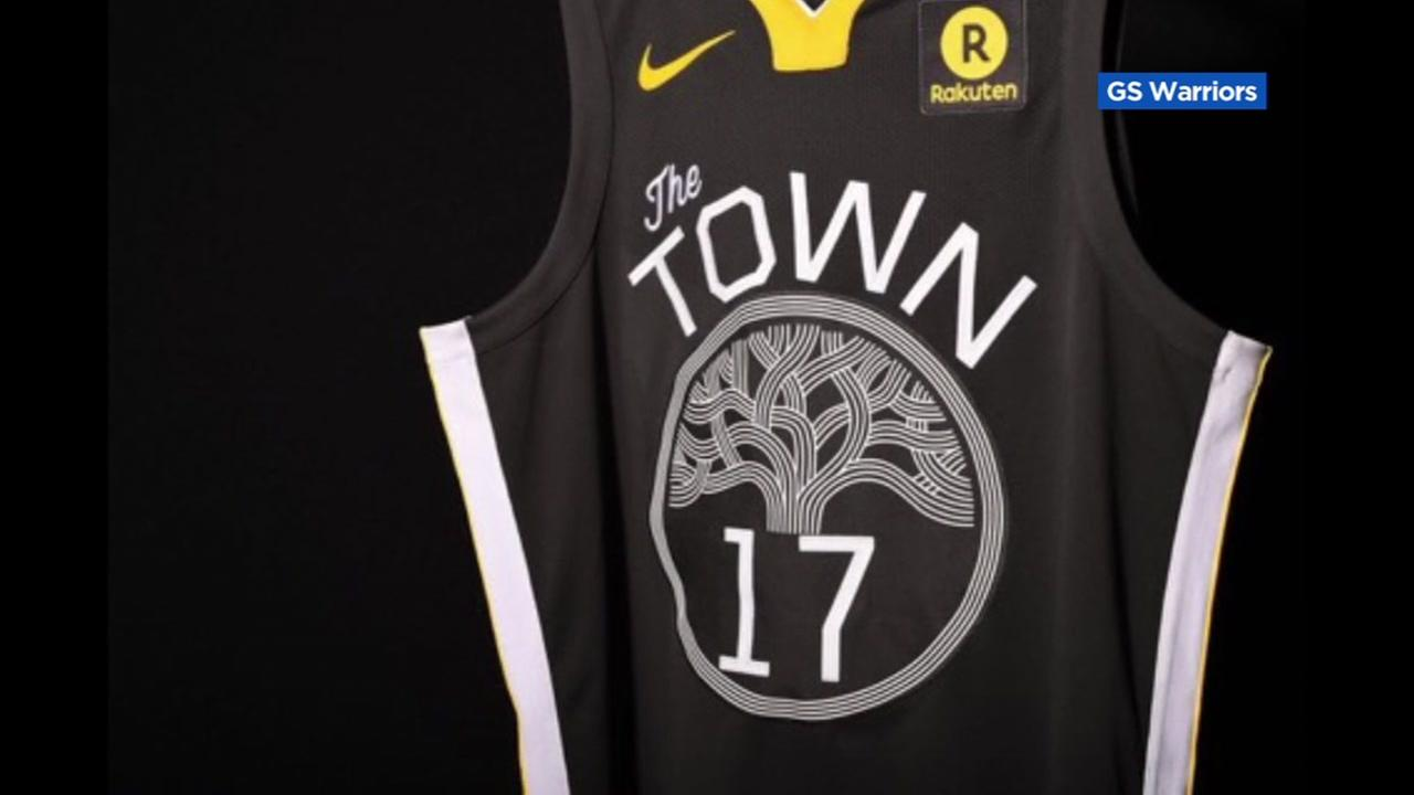Check out the Golden State Warriors new alternate uniforms