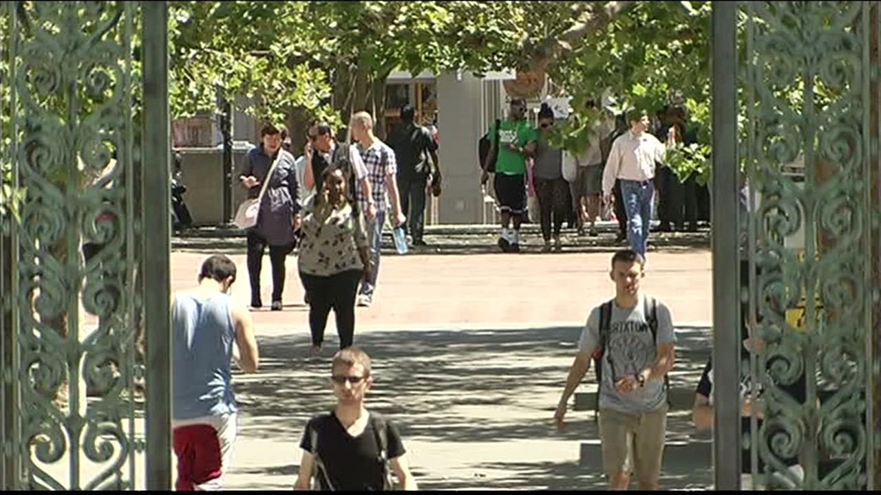 Suspicious package prompts partial evacuations near Sproul Plaza in UC Berkeley