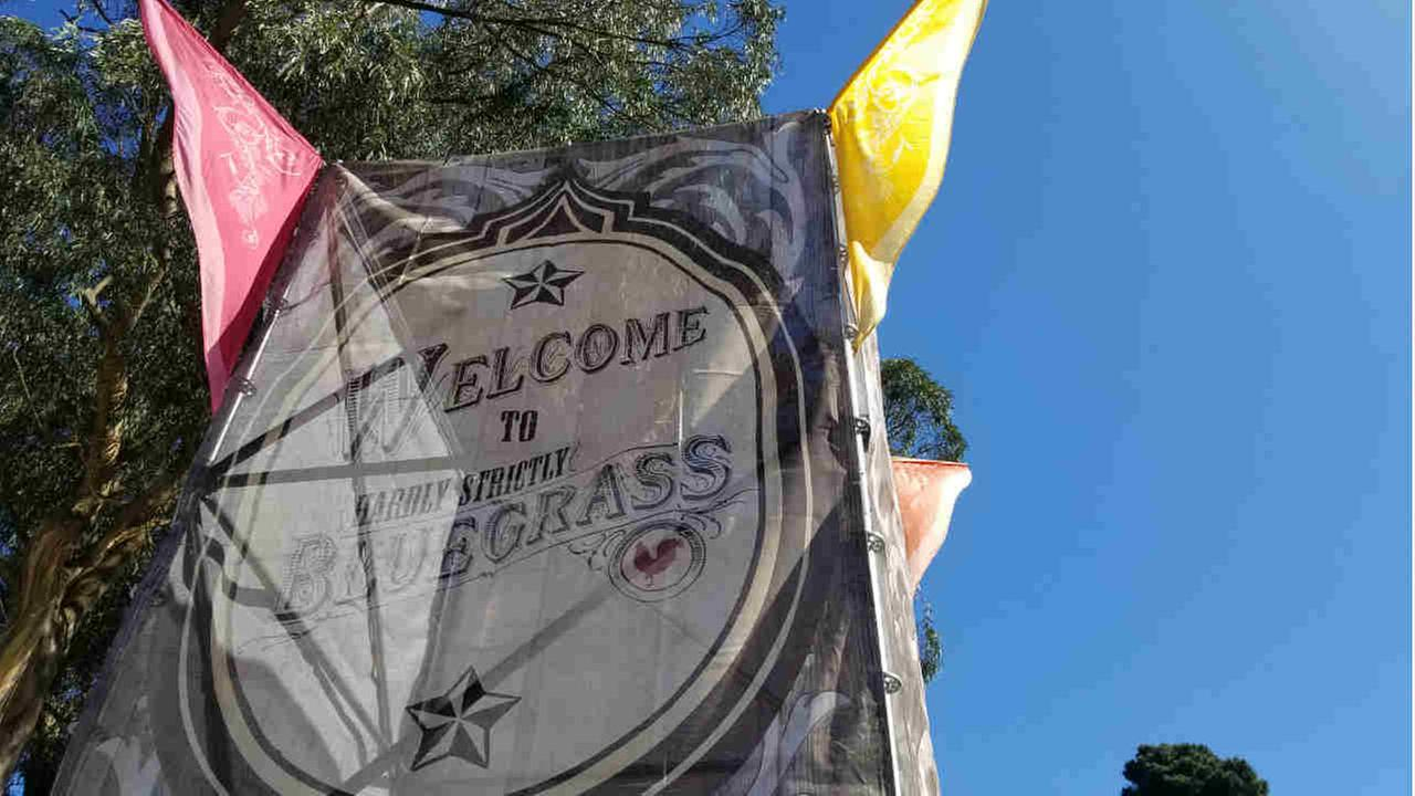The Hardly Strictly Bluegrass Festival 2017 drew thousands of people to San Franciscos Golden Gate Park over the weekend.
